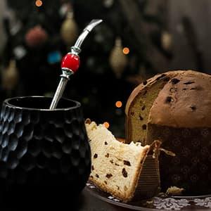 Pan dulce - przekąska do yerba mate